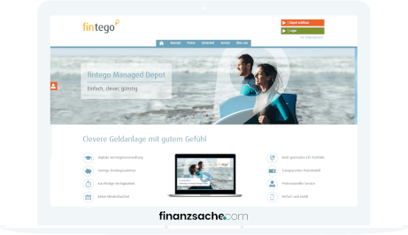Fintego Website