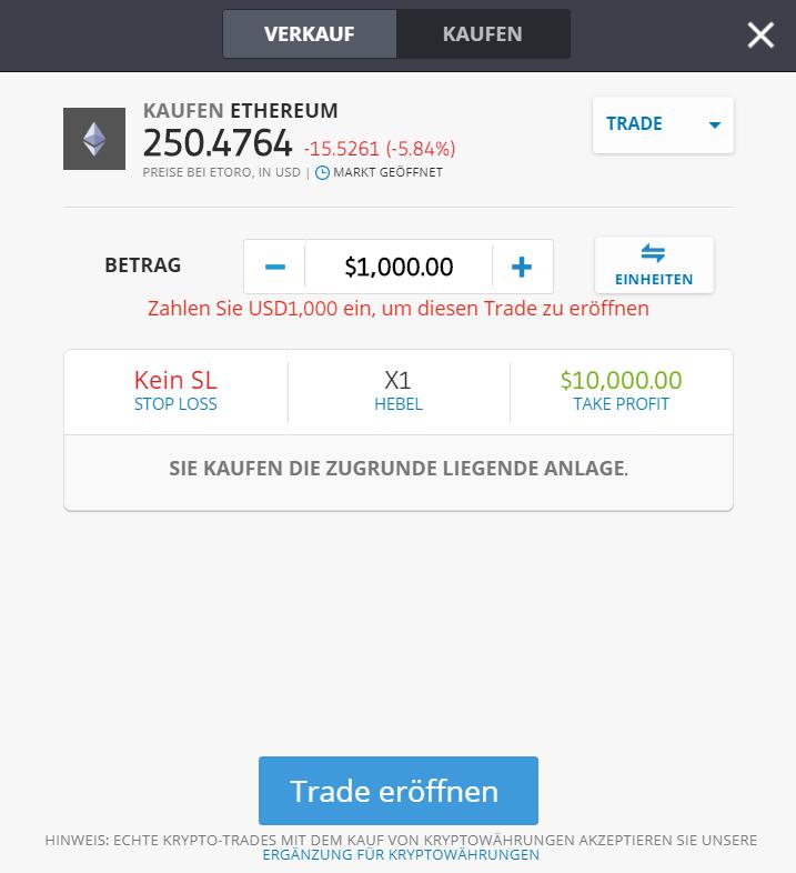 peos krypto kaufen