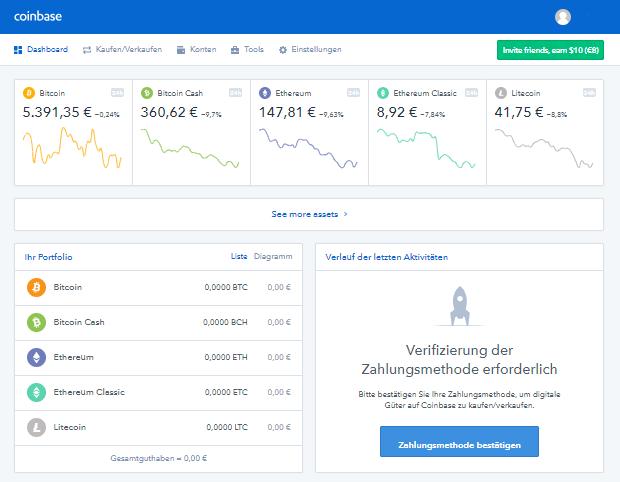 Coinbase Seriös